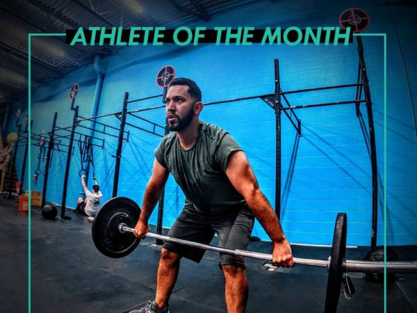 Athlete of the Month – Ray Marti