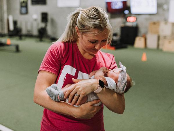 Crossfit Coach Paige Lower-Yost Bio
