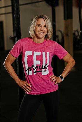 Crossfit Coach Nicolle Freeseman