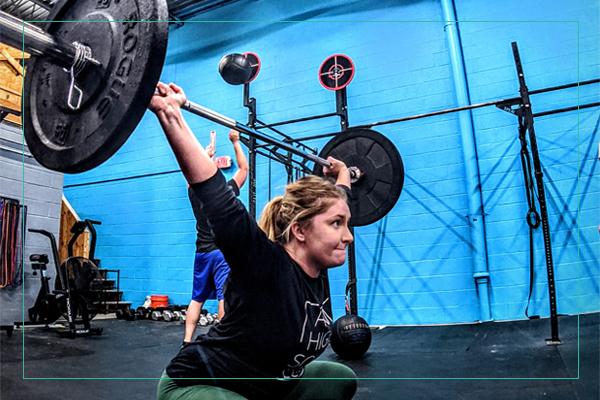 Athlete of the Month: Liz Frandsen