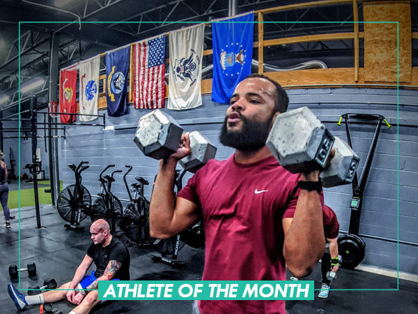 Athlete of the Month: Anthony Rodriguez
